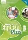 New English Plus 3 Student's Book Podręcznik z repetytorium z płytą CD mp3 Wetz Ben, Pye Diana, Gryca Danuta, Quintana Jenny, Gałązka Alicja