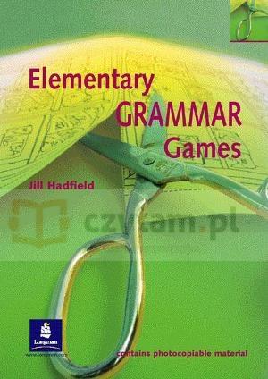 Grammar Games Elementary Jill Hadfield