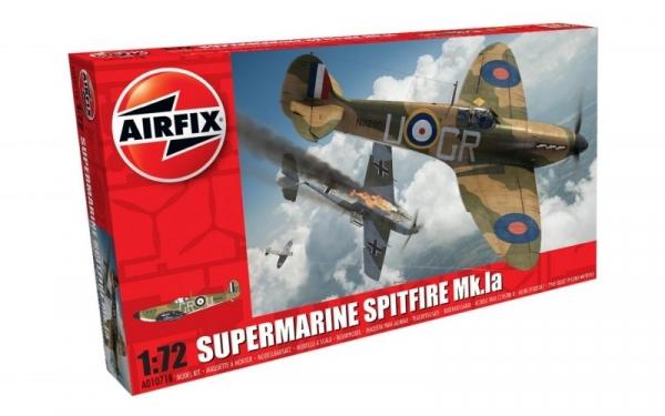 Supermarine Spitfire Mk.Ia (01071B)