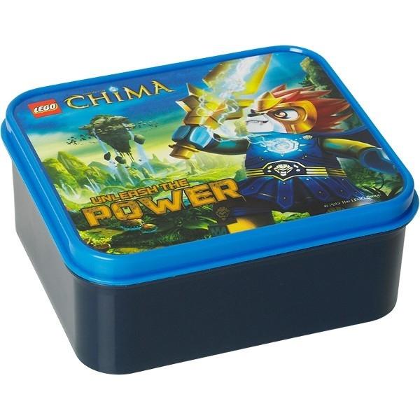 LEGO Pojemnik na lunch Chima niebieski