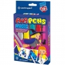 Centropen: Airpens Magic 1549, 4+2 kolory + 8 szablonów