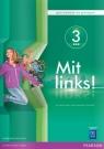 Mit links! 3 KB + CD. Podręcznik wieloletni. Cezary Serzysko, Elżbieta Kręciejewska, Birgit Se