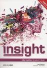 Insight Intermediate Student's Book 640/2/2013/2015 Wildman Jayne, Myers Cathy, Thacker Claire