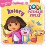 Ciekawski przedszkolak 3+ Dora poznaje świat Kolory