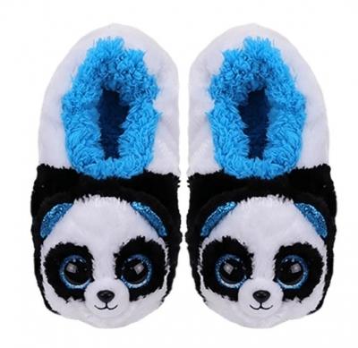TY Fashion Bamboo - Pantofle Panda, rozmiar L