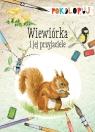 Wiewiórka i jej przyjaciele. Pokoloruj