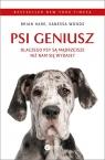 Psi geniusz.