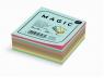 Karteczki samoprzylepne Magic Cube 75x75mm 225 karteczek