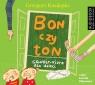 Bon czy ton. Savoir-vivre dla dzieci wyd. II audiobook Grzegorz Kasdepke, Leszek Filipowicz
