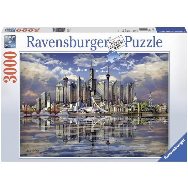 Puzzle 3000: Amerykański horyzont (170661)