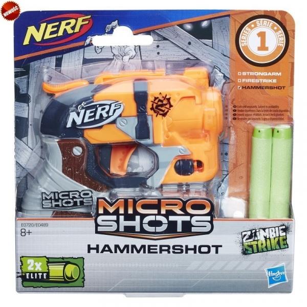 Nerf Microshots Hammershot (E0489/E0720)