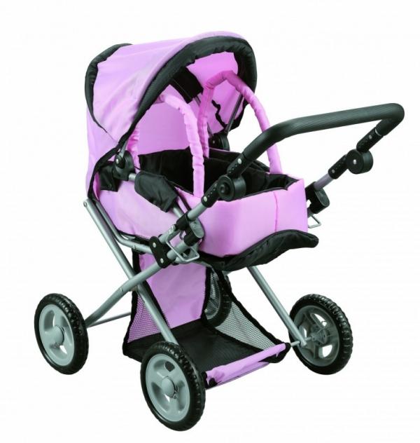 Wielofunkcyjny wózek dla lalek (FL8166-2-OX)