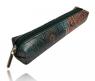 Piórnik mini prostokąt paisley jesień PPM-17