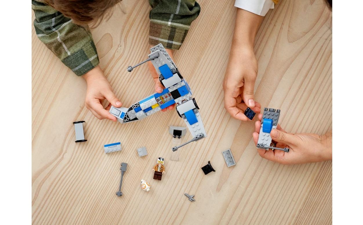 Lego Star Wars: X-Wing Ruchu Oporu (75297)