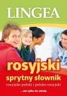 Sprytny słownik rosyjsko-polski i polsko-rosyjski nie tylko do szkoły