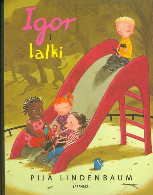 Igor i lalki Lindenbaum Pija