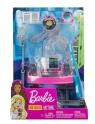 Barbie Kariera: Zestaw mebelków - mini studio muzyczne (FJB25)Wiek: 3+