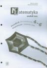 Matematyka wokół nas 4-6 Poradnik nauczyciela Uzupełnienie wrzesień Lewicka Helena, Kowalczyk Marianna