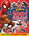 1001 Naklejek. Marvel Spider-Man praca zbiorowa
