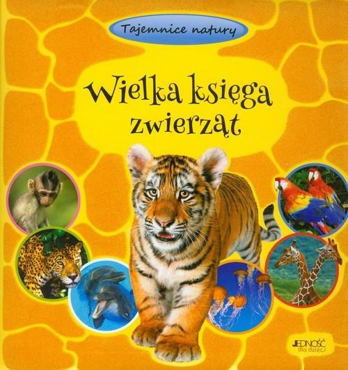 Wielka księga zwierząt Tajemnice natury Kleinelumern-Depping Antje, Langner Christina