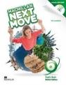 Macmillan Next Move 6 SB +DVD-Rom Viv Lambert