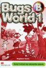 Bugs World 1B Zeszyt ćwiczeń bez elementów pisania Szkoła podstawowa Kondro Magdalena