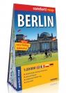Berlin kieszonkowy laminowany plan miasta 1:20 000