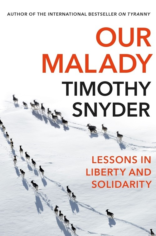 Our Malady Snyder Timothy