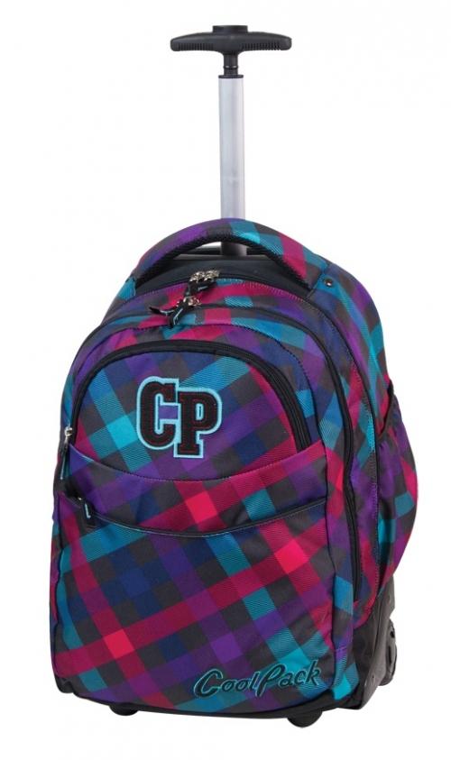 Coolpack - Rapid - Plecak młodzieżowy na kółkach (47661CP)