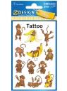 Tatuaże dla dzieci - Małpki (56766)