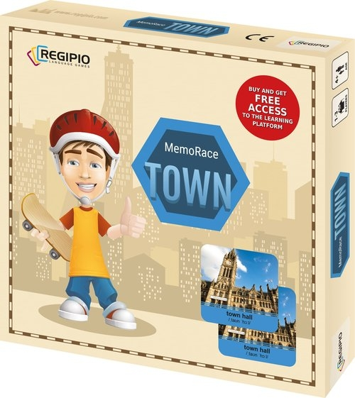 MemoRace Town
