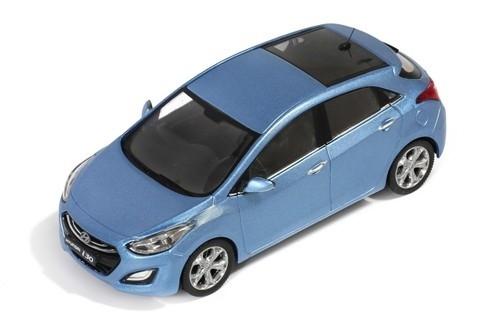 Hyundai i30 2012 (blue)