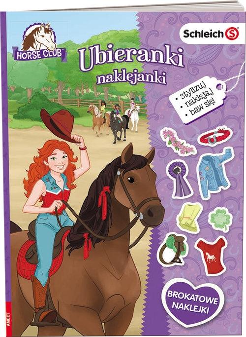 Schleich Horse Club Ubieranki naklejanki