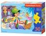 Puzzle konturowe Pinocchio (B-03662)