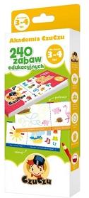 Akademia CzuCzu dla dzieci 3-4 lata (CZU773043)