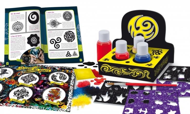 I'm a Genius Science - Laboratorium tatuaży (304-PL72965)