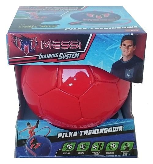 Piłka treningowa Messi Training System czerwona (GXP-558631)