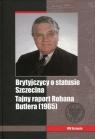 Brytyjczycy o statusie Szczecina Tajny raport Rohana Butlera (1965)