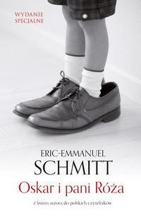 Oskar i pani Róża Schmitt Eric-Emmanuel