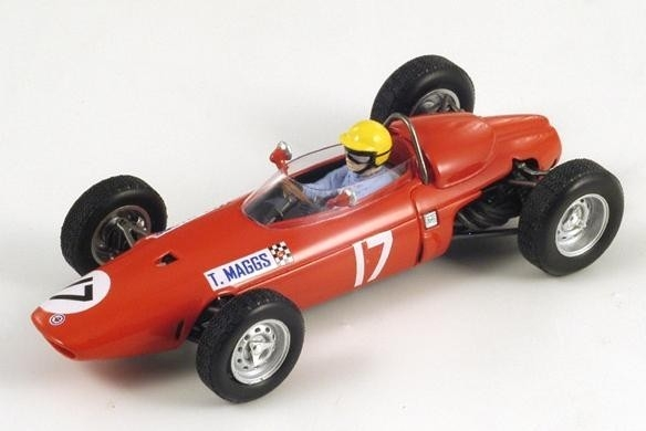SPARK BRM P57 #17 Maggs British GP 1964