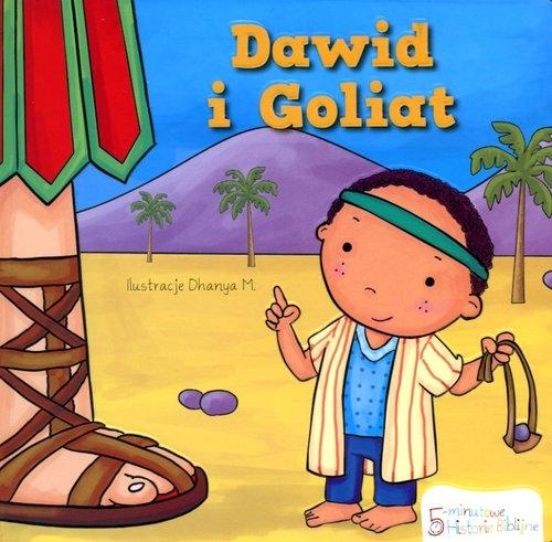 Historie Biblijne Dawid i Goliat