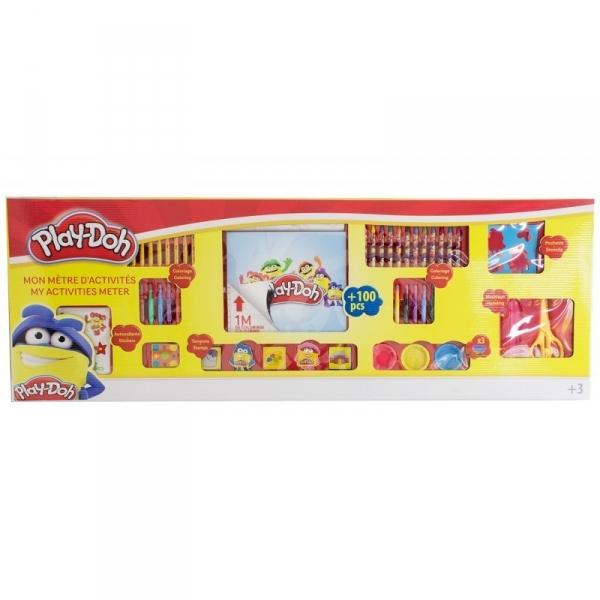 Play-Doh Mój metrowy zestaw (CPDO103)