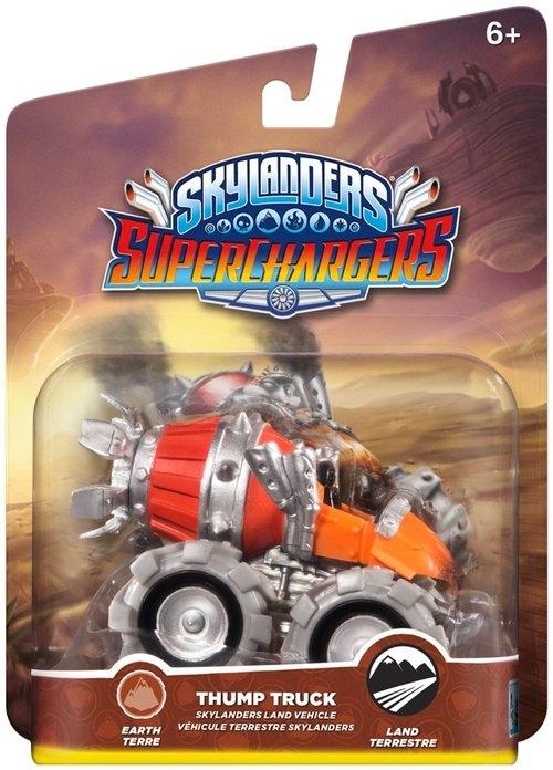 Skylanders Superchargers Pojazd Thump Truck