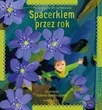 Spacerkiem przez rok Strzałkowska Małgorzata