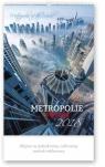 Kalendarz reklamowy 2018 - Metropolie świata RW16