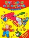 Blok zabaw edukacyjnych dla pięciolatka