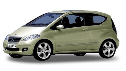 WELLY Mercedes-benz A200