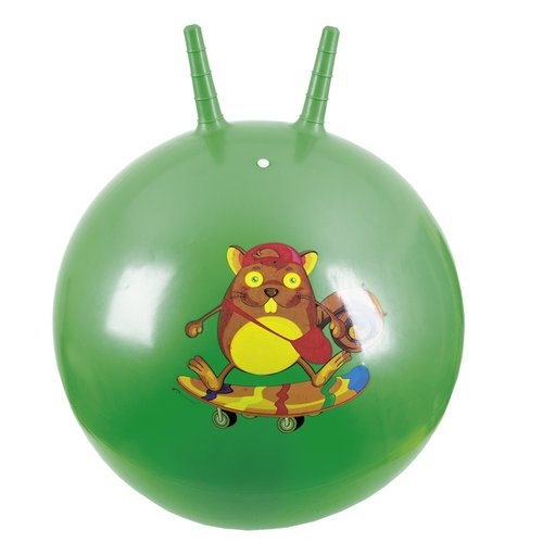 Piłka skacząca 60 cm Squirrel
