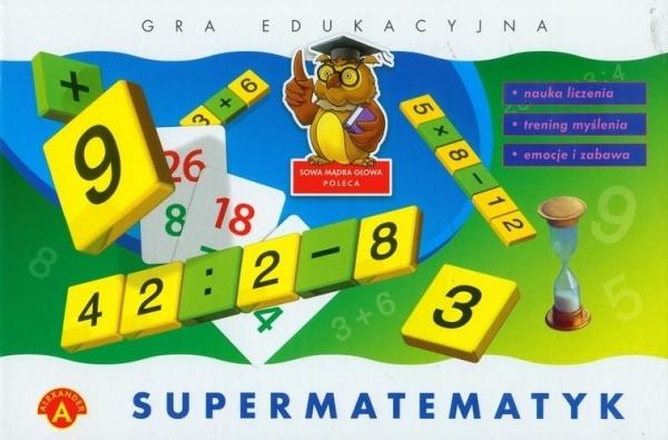Supermatematyk (0466)
