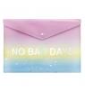 Teczka A4 tęczowa No bad days (0106-0211)